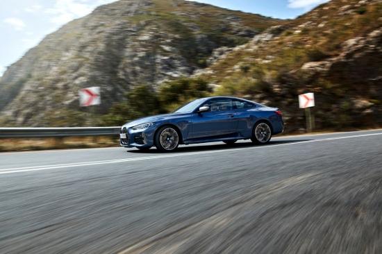 BMW 4 Series Coupé: дебют нового дизайна