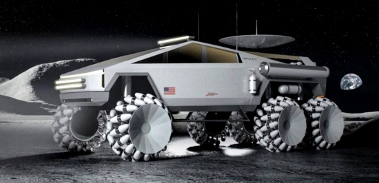 Камера Tesla Model 3 захватила момент падения метеорита