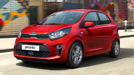 Kia Picanto facelift: important changes