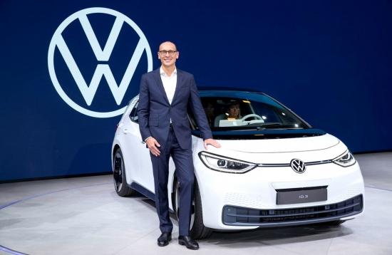 Кто новый босс Volkswagen и какие у него планы?