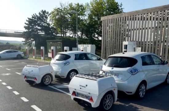 Французы изобрели power bank для электромобилей. Сколько это будет стоить?